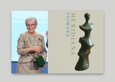 Dª María Castellano Arroyo Premio Meridiana 2021 del Instituto Andaluz de la Mujer