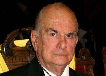 Fallecimiento del Académico de Honor D. Manuel Serrano Ríos