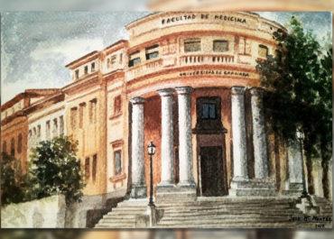 Inauguración. Sala Médica del Museo de la Salud. Musal