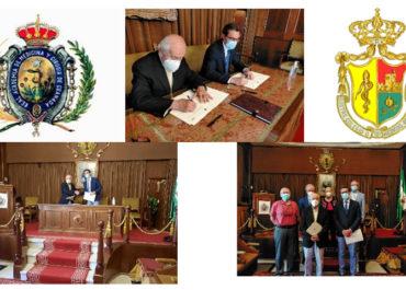 Firma del Convenio RAMAO - Iltre. Colegio Oficial de Médicos de Granada