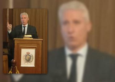 Nuevo Vicepresidente Primero de la Federación Mundial de Sociedades de Neurocirugía